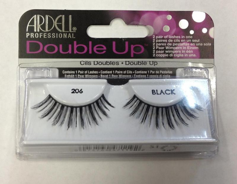 90611da054e VNT Nail Supply - Ardell Double Up Lash #206 - Eyelashes individual -  Eyelashes individual