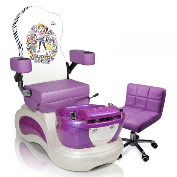 VNT Nail Supply - Superstar - Kids Pedicure Spa - Pedicure Chairs ...