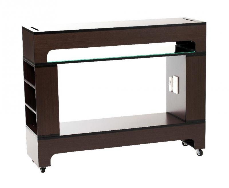 VNT Nail Supply - BERKELEY Nail Dryer Table.Fan (Dark) - Salon ...