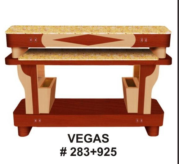 Nail Salon For Sale In Houston Tx: VEGAS DRYING TABLE, NAIL DRYER, UV