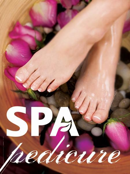 Vnt Nail Supply Window Decals A4 Spa Pedicure
