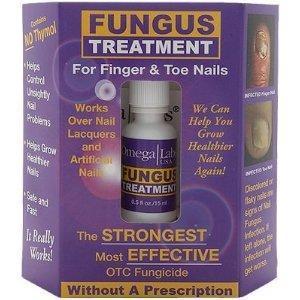 VNT Nail Supply - Omega Labs Fungus Treatment for Finger & Toe Nails ...